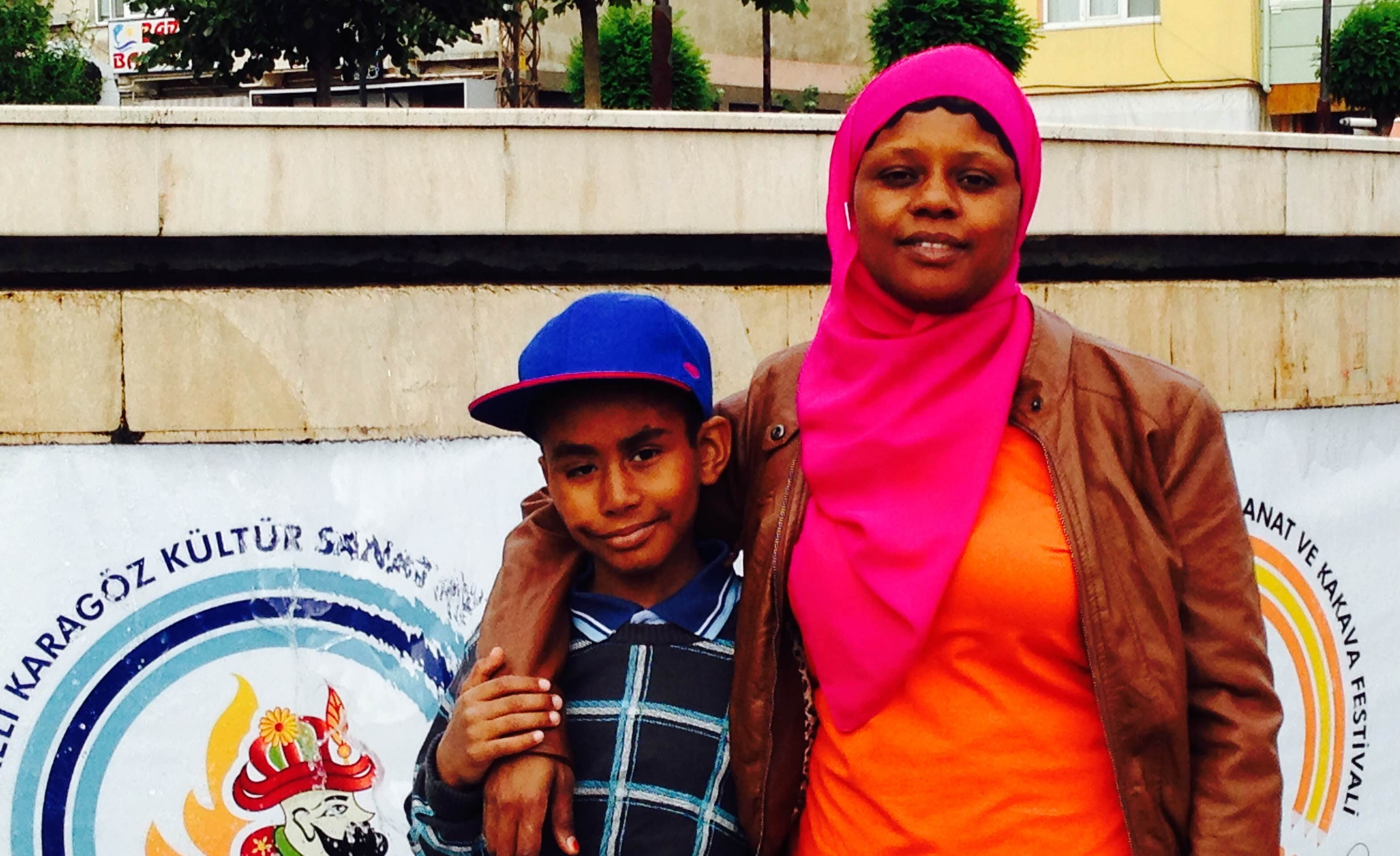 mangfoldig filmfestival om og for barn og unge som har nedsatt funksjonsevne Bergen Norge Faridah shakoor Mohammed Abloom filmfestival